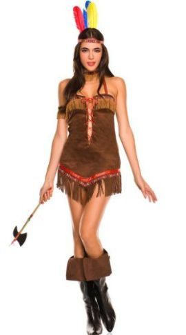 MUSIC-LEGS-Sexy-Tribal-Princess-0