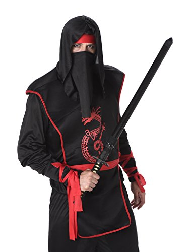 mens ninja halloween costume 0