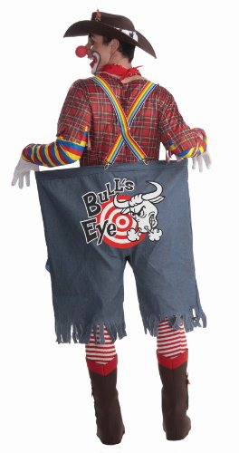 Men's Rodeo Clown Costume