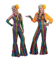 Mercado-Jumpsuit-Womens-Large-Costume-0