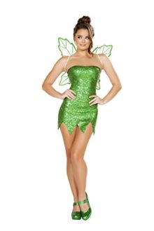 Mischievous-Fairy-Costume-Sexy-Green-Fairy-Costume-0