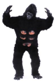 Morris-Custumes-WomenS-Realistic-Ape-Costume-One-Size-Black-0