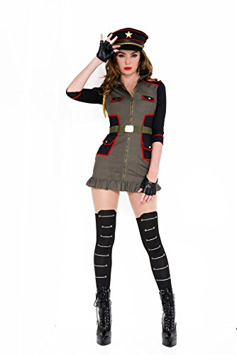 Music Legs Women's General Curve-A-Geous