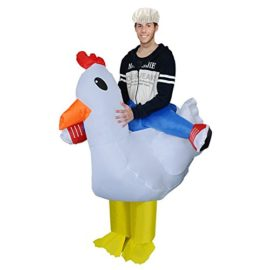 Must-Rose-Inflatable-Dinosaur-Piggyback-Blow-Up-Animal-Adult-Children-Fancy-Dress-Costume-for-Christmas-Halloween-Toy-0-7