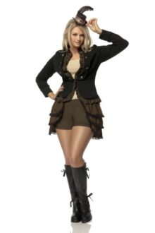 Mystery-House-Costumes-Plus-Size-Steampunk-Lady-Deluxe-0
