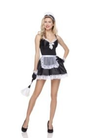 Mystery-House-Costumes-Sexy-French-Maid-0