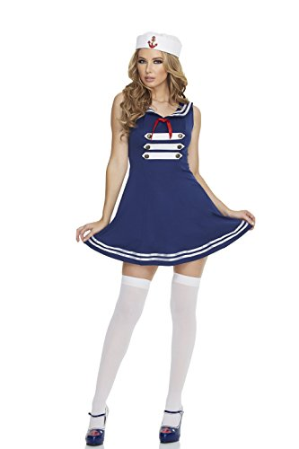 Mystery House Women's Pin Up Sailor