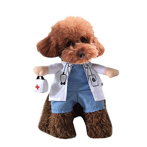 NACOCO-Dog-Cat-Doctor-Costume-Pet-Doctor-Clothing-Halloween-Jeans-Outfit-Apparel-0-0