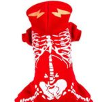 NACOCO-Dog-Costume-Dinosaur-Costumes-Skeleton-Hoodies-for-Dogs-Clothes-Halloween-Day-Party-Skull-Apparel-0-3