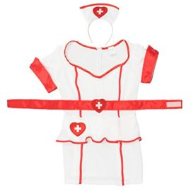 Naughty-Nurse-Womens-Halloween-Costume-Sexy-Medical-RN-Hospital-Scrubs-0-2