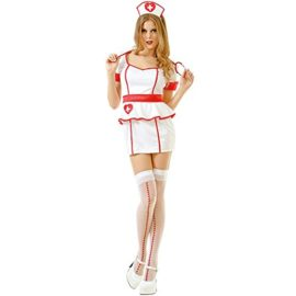 Naughty-Nurse-Womens-Halloween-Costume-Sexy-Medical-RN-Hospital-Scrubs-0