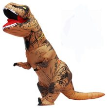 New-VersionHalloween-Adult-Inflatable-T-Rex-Dinosaur-Party-Costume-Funny-Dress-with-Backpack-USB-Wire-0