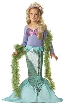 Mermaid Costumes for Girls