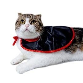 Neychen-Pet-Dog-Cat-CloakHalloween-Christmas-Party-Cosplay-Costumes-in-Vampire-Cape-DesignBlack-Red-0-0