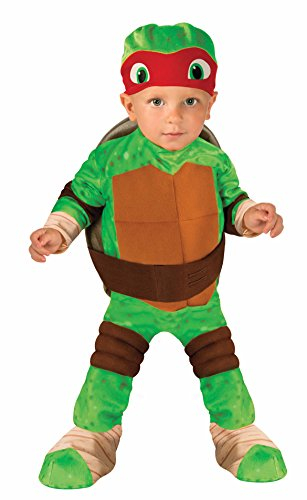 Nickelodeon Teenage Mutant Ninja Turtles Raphael Romper Shell and Headpiece