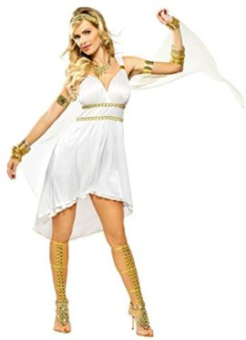 OvedcRay-Greek-Goddess-Olympia-Venus-Costume-Roman-Athena-Short-Toga-Dress-White-Sexy-0
