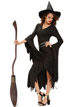 Papaya-Wear-Womens-Sorceress-Witch-Costume-with-Hat-Adult-0-1