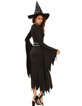 Papaya-Wear-Womens-Sorceress-Witch-Costume-with-Hat-Adult-0-2