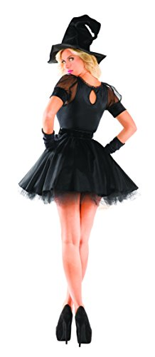 Party-King-Womens-Bewitching-Pin-Up-Witch-Sexy-3-Piece-Costume-Set-0-0
