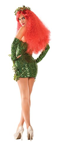 Party-King-Womens-Poisonous-Villain-Sexy-Cosplay-Costume-Dress-Set-0-0