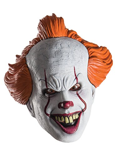 Pennywise 3/4 Adult Mask