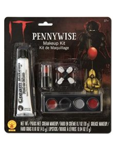 Pennywise-Clown-Make-Up-Kit-Adult-0