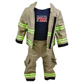 Personalized-Firefighter-Baby-Full-TAN-3-Piece-Outfit-0