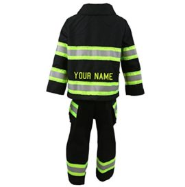 Personalized-Firefighter-Toddler-Full-BLACK-3-Piece-Outfit-0-1