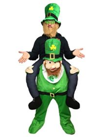 Piggyback-Leprechaun-Costume-Irish-St-Patricks-Day-Shamrock-Bachelor-Party-Adult-One-Size-Funny-0