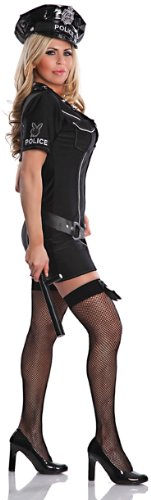 Playboy-Officer-Bunny-Costume-Black-Large-0-2