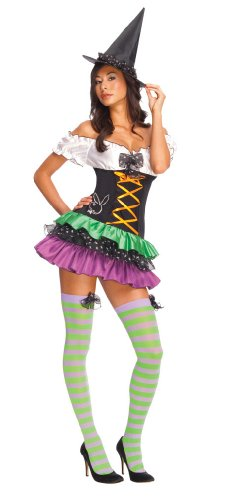 Playboy Secret Wishes Witch Costume