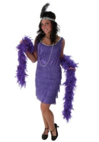 Plus-Size-Purple-Fringe-Flapper-Dress-0