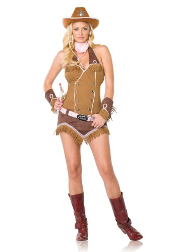 Quickdraw Cowgirl Costume
