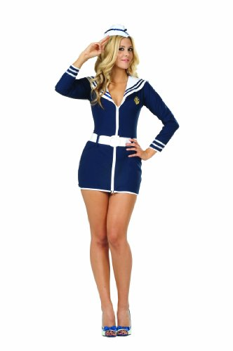 RG Costumes Women's Sailor Babe