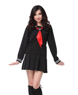 ROLECOS-Womens-Sailor-School-Uniform-Dress-Japanese-Anime-Lolita-Sailor-Suit-0-3