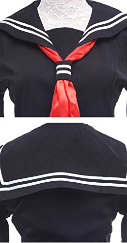 ROLECOS-Womens-Sailor-School-Uniform-Dress-Japanese-Anime-Lolita-Sailor-Suit-0-5