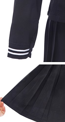 ROLECOS-Womens-Sailor-School-Uniform-Dress-Japanese-Anime-Lolita-Sailor-Suit-0-6
