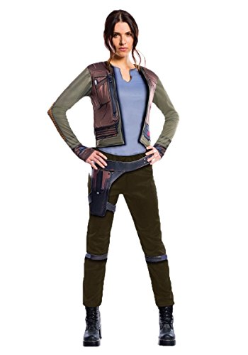 RUBIES ADULT STAR WARS DELUXE JYN ERSO – 3 SIZES