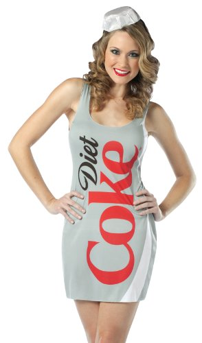 Rasta Imposta Diet Coke Tank Dress