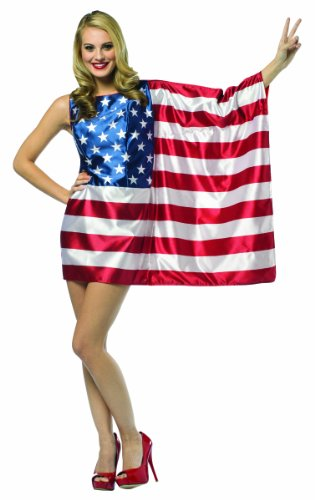 Rasta Imposta Flag USA Dress