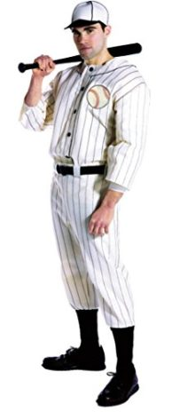 Rasta-Imposta-Mens-Old-Time-Baseball-Player-Uniforms-Theme-Party-Costume-0