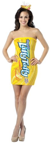 Rasta-Imposta-Nestle-Laffy-Taffy-Tube-Dress-Banana-0-0