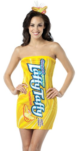 Rasta Imposta Nestle Laffy Taffy Tube Dress Banana