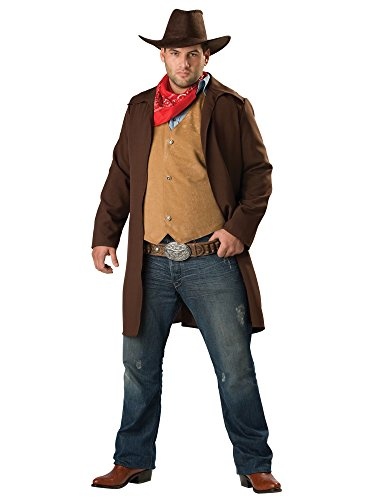 Rawhide Renegade Plus Men's Costume