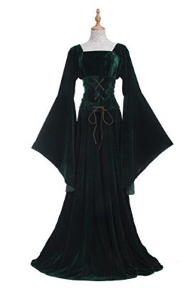 Renaissance-Medieval-Nuoqi-Womens-Victorian-Gown-Costume-Long-Dress-0-0