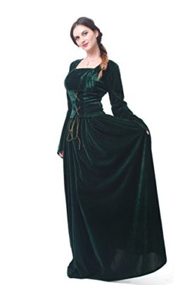 Renaissance-Medieval-Nuoqi-Womens-Victorian-Gown-Costume-Long-Dress-0-1