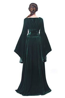 Renaissance-Medieval-Nuoqi-Womens-Victorian-Gown-Costume-Long-Dress-0-3