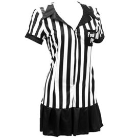 Risque-Referee-Womens-Halloween-Costume-Sexy-Sports-Ref-Ump-Skirt-Outfit-0-0