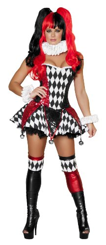 Roma-Costume-3-Piece-Court-Jester-Cutie-Costume-0