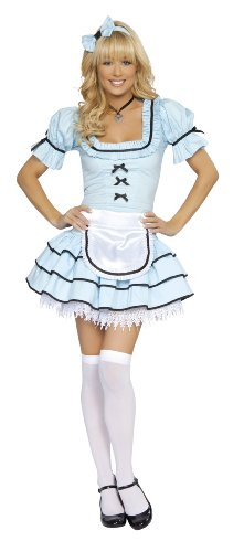 Roma Costume 3 Piece Looking Glass Alice Costume